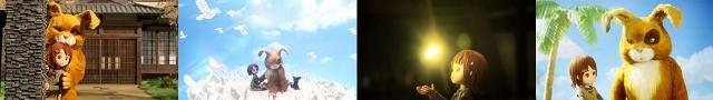 高森奈津美さん、星野源さんが主演声優を務めたパペットアニメ映画『ちえりとチェリー』が8月1日より各種サービスで配信決定!-2