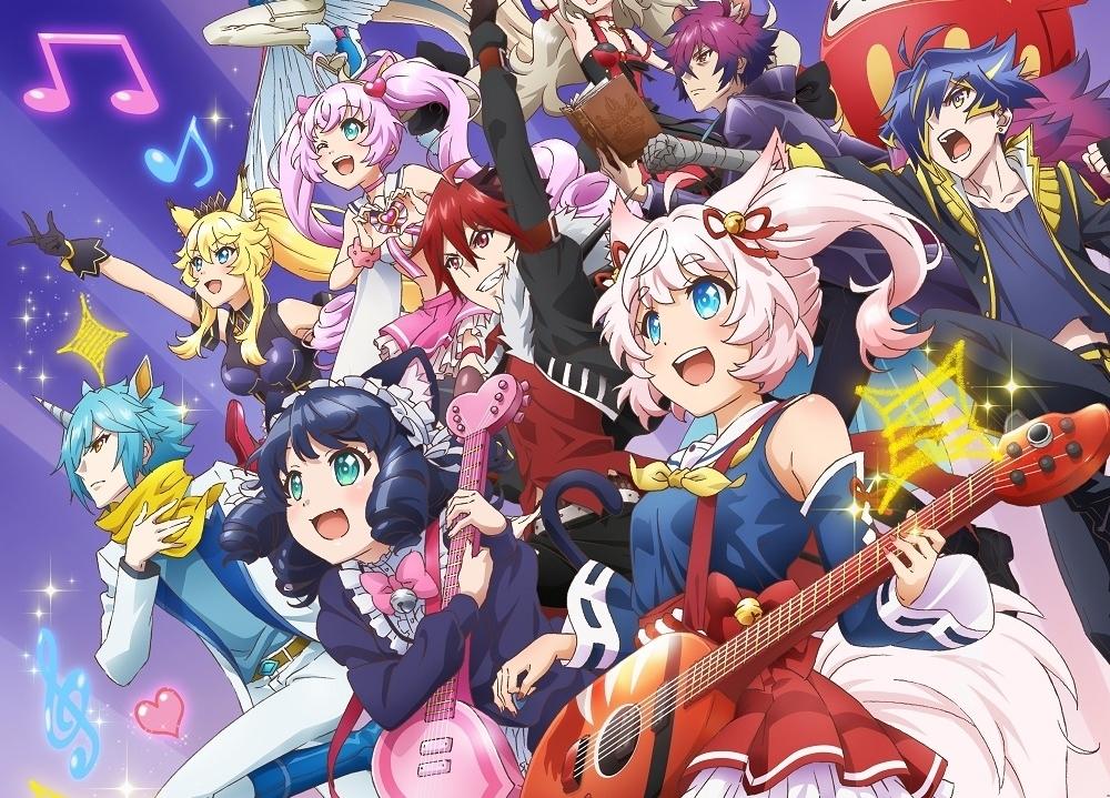 『SHOW BY ROCK!!』初の大規模オンラインイベントが9/27開催決定!