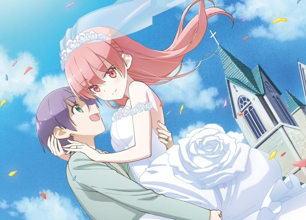 秋アニメ『トニカクカワイイ』TOKYO MXで10月2日より放送開始予定!