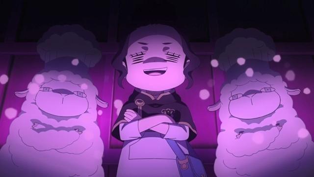 TVアニメ『ブラッククローバー』第137話「チャーミー百年の食欲とゴードン千年の孤独」あらすじ・先行カット公開!-4