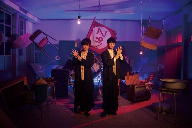 ライブイベント「P's LIVE! -Boys Side-」10月17日(土)開催/『SSSS.GRIDMAN』より声優・広瀬裕也さん、地縛少年バンドより生田鷹司さん&オーイシマサヨシさんが出演決定-2