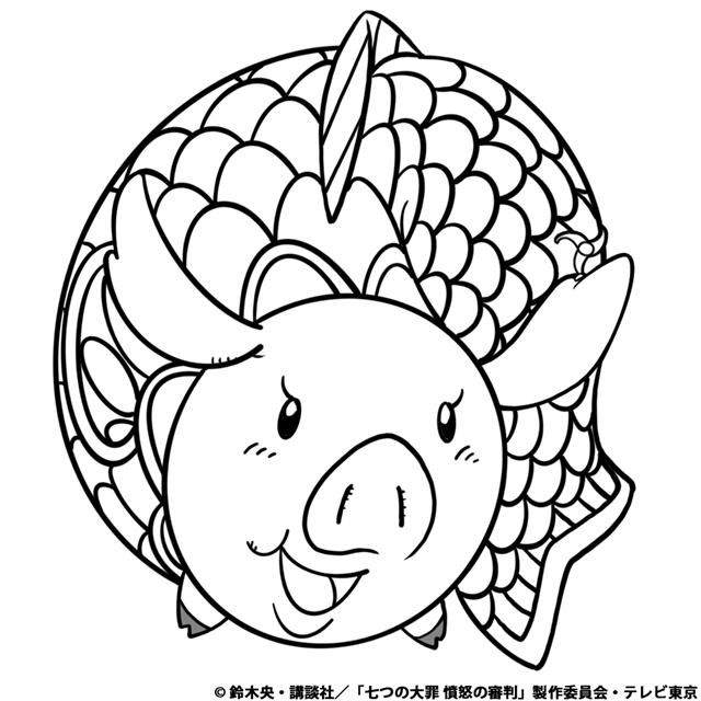 TVアニメ『七つの大罪 憤怒の審判』2021年1月放送開始! ティザービジュアル&原作・鈴木央先生からのコメントが到着!