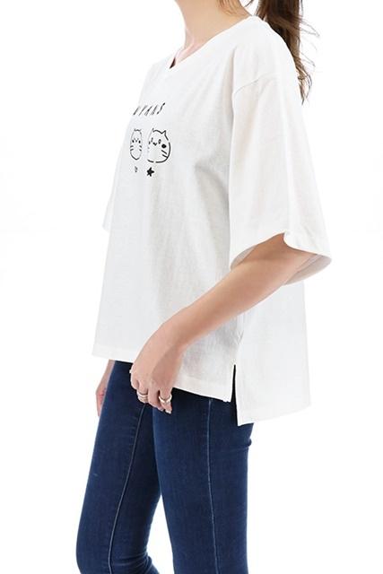 ACOS(アコス)より、『抱かれたい男1位に脅されています。』NYANS Tシャツ(全2種)が発売決定