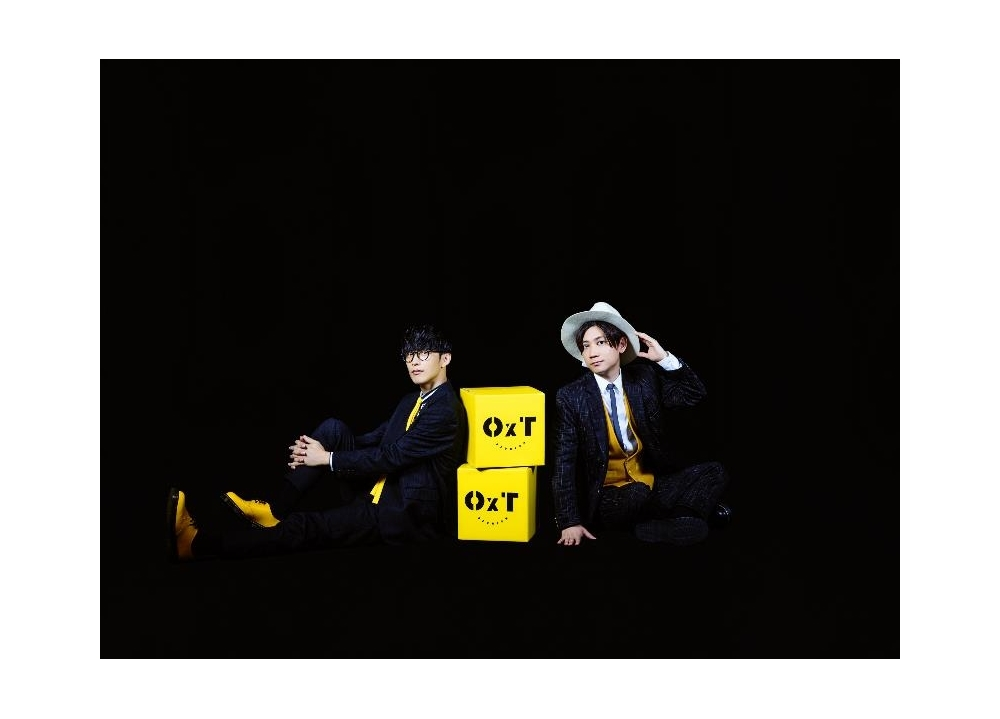 「OxT」2年振りのアルバム「REUNION」のジャケ写&最新アー写公開!