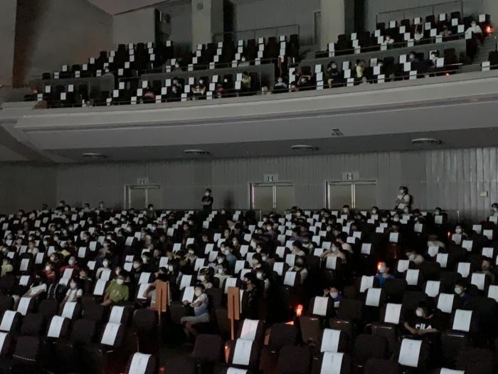アニメ映画『泣きたい私は猫をかぶる(泣き猫)』聖地・愛知県常滑市での特別上映会イベントレポートが到着-4