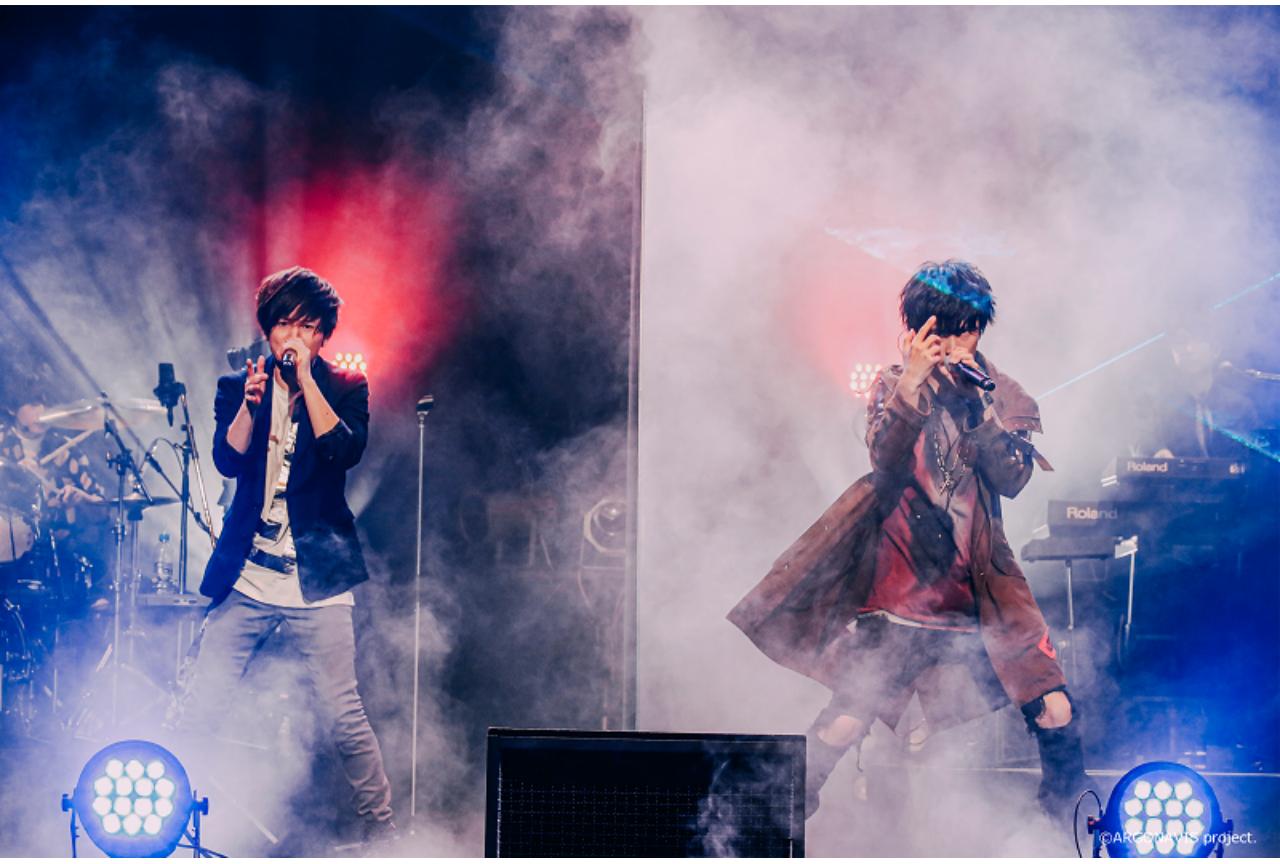 「アルゴナビス Special Live -Starry Line-」レポート