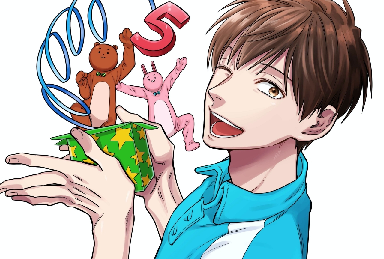 漫画『うらみちお兄さん』久世岳インタビュー/「ブックフェア2020」開催記念