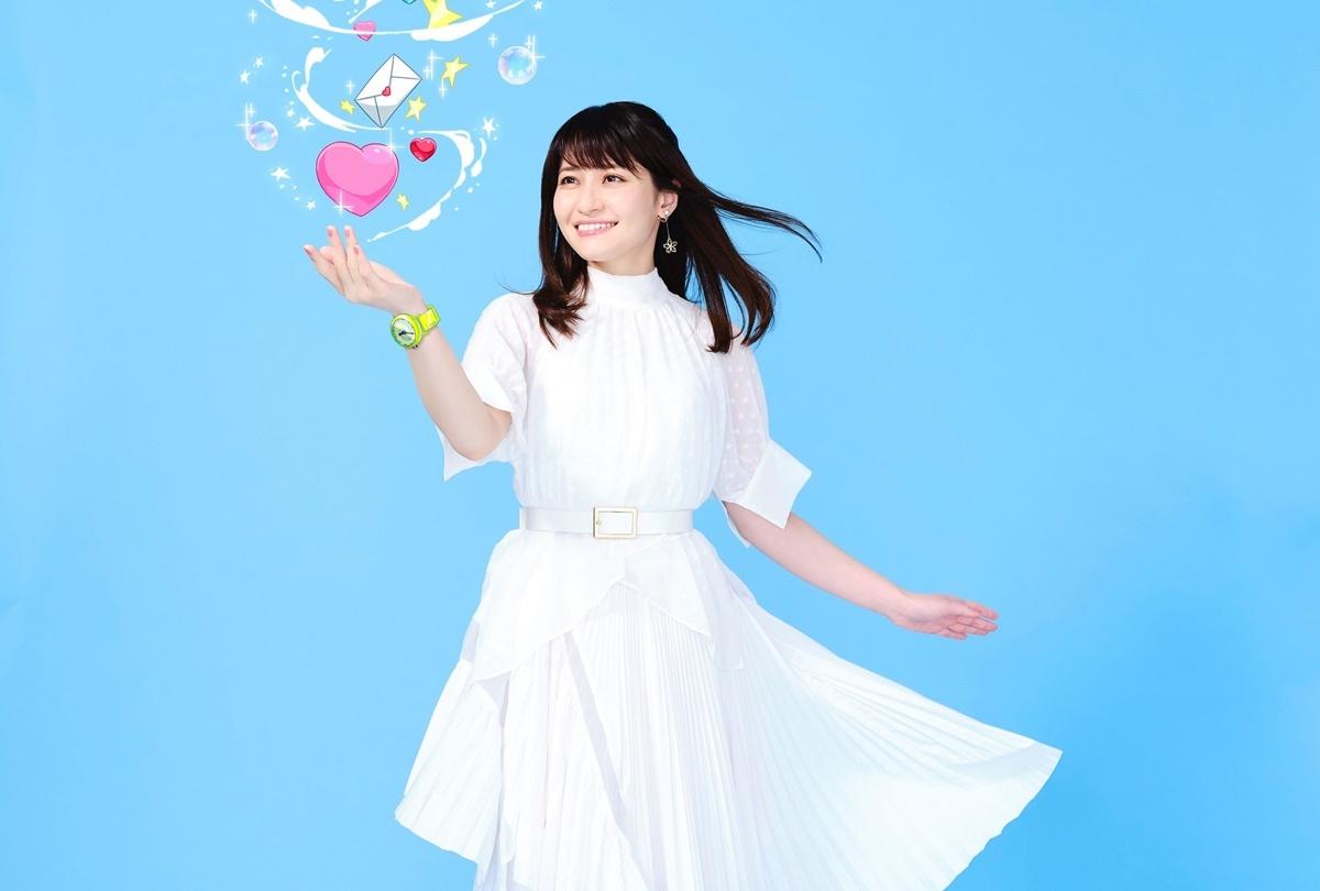 声優・中島愛キャラクターソング・コレクション 9/30発売