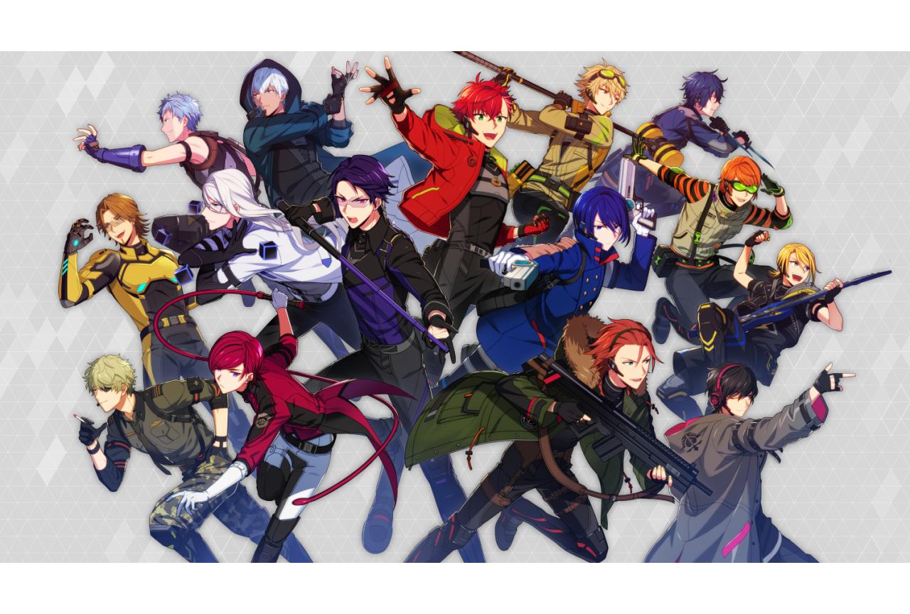 『エリオスライジングヒーローズ』EDテーマCD Vol.1~Vol.3が発売決定