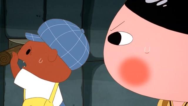 東映まんがまつり公開前日記念『映画おしりたんてい テントウムシいせきの なぞ』本編動画の一部解禁! 新規場面カットも公開