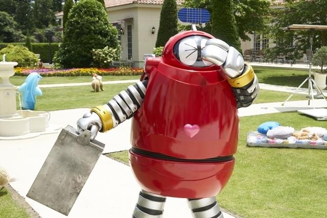 映画『がんばれいわ!!ロボコン』ロボコン役・斎藤千和さんインタビュー 東映特撮の名作『ロボコン』の令和版をどう演じる!?