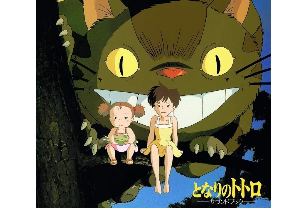 ジブリ映画『トトロ』が上映された1988年の国民的アニメを紹介