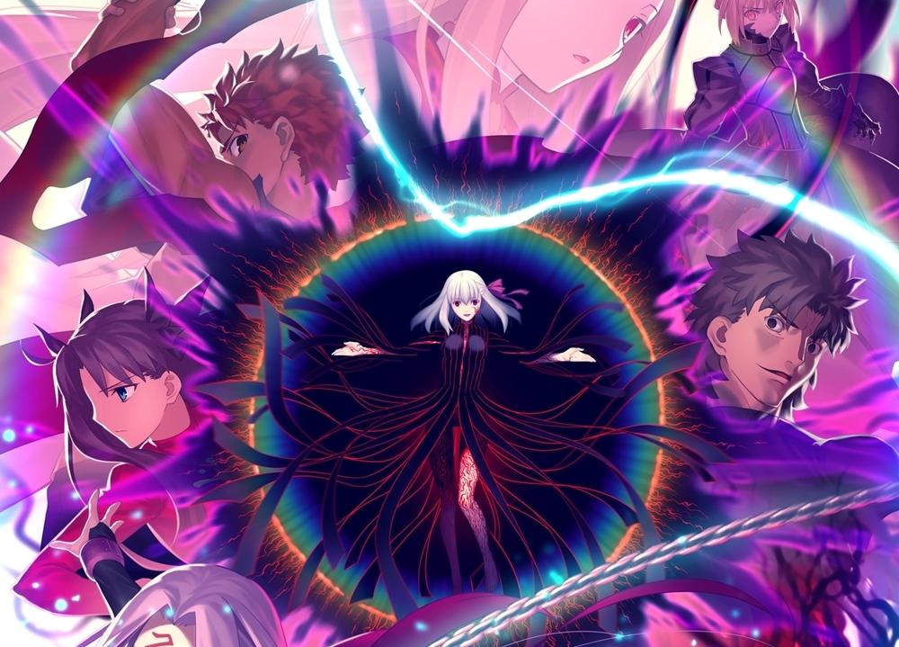 劇場版「Fate/stay night [HF」第3章、大ヒット御礼舞台挨拶のライブビューイングが8/22開催決定!