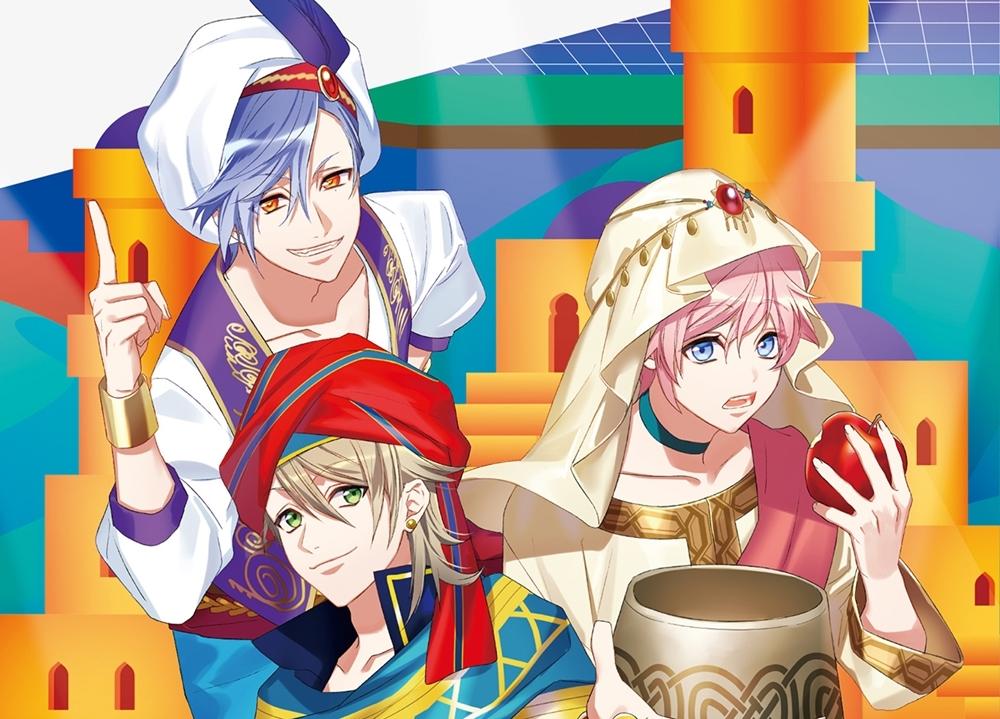 TVアニメ『A3!』BD&DVD第4巻のジャケ写、特典ドラマCDの試聴動画公開