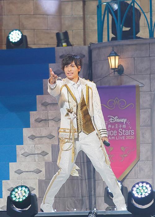 Disney 声の王子様-7