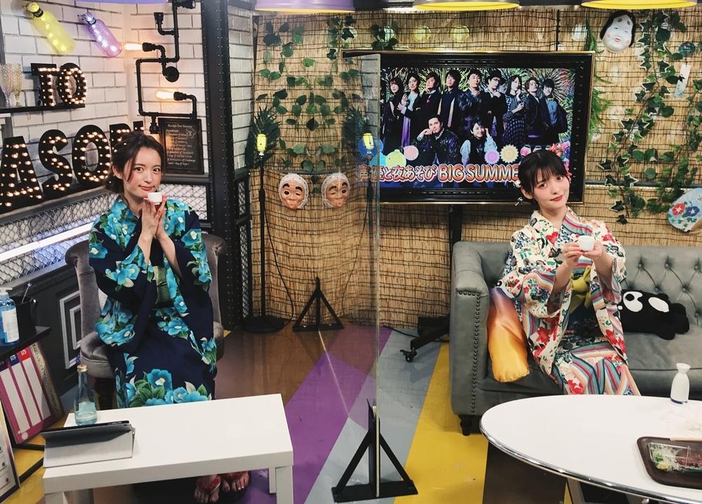 『声優と夜あそび 水【小松未可子×上坂すみれ】 #10』公式レポ到着!