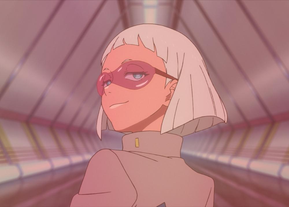 夏アニメ『デカダンス』第8話「turbine」の先行カット公開!