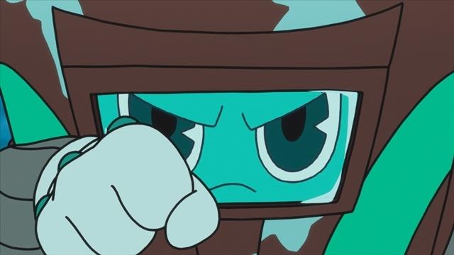 夏アニメ『デカダンス』第8話「turbine」の先行場面カット公開! 警戒を強める《ゲーム警察》が立ちふさがって……