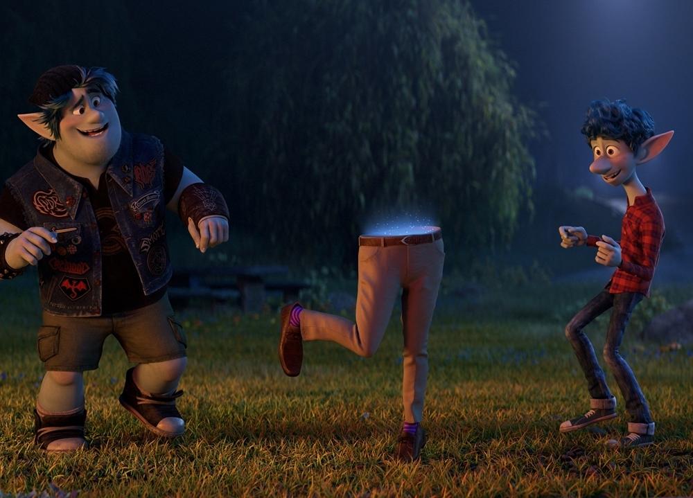 ディズニー&ピクサー映画最新作『2分の1の魔法』のイースター・エッグ一挙紹介