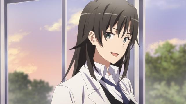 夏アニメ『やはり俺の青春ラブコメはまちがっている。完』第8話「せめて、もうまちがえたくないと願いながら。」先行カット到着!BD&DVD第2巻より田中雄一氏描き下ろしデジパック解禁