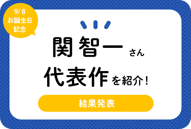 声優・関智一さん、アニメキャラクター代表作まとめ(2020年版)