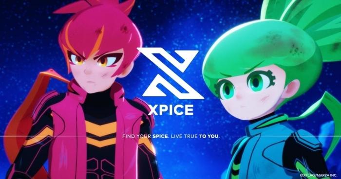 "XFLAG×SCANDAL:オリジナルショートアニメ「XPICE」インタビュー|""勇気と理解""、""共に闘うこと""をテーマに音楽×映像で表現"