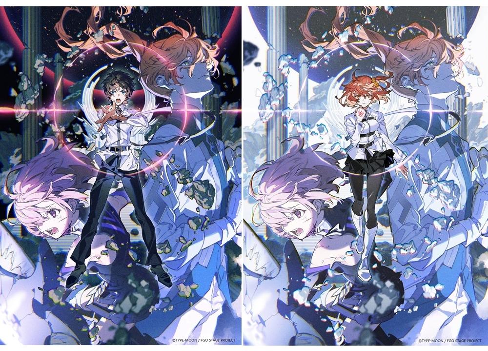 舞台『Fate/Grand Order THE STAGE』新作公演が上演決定!