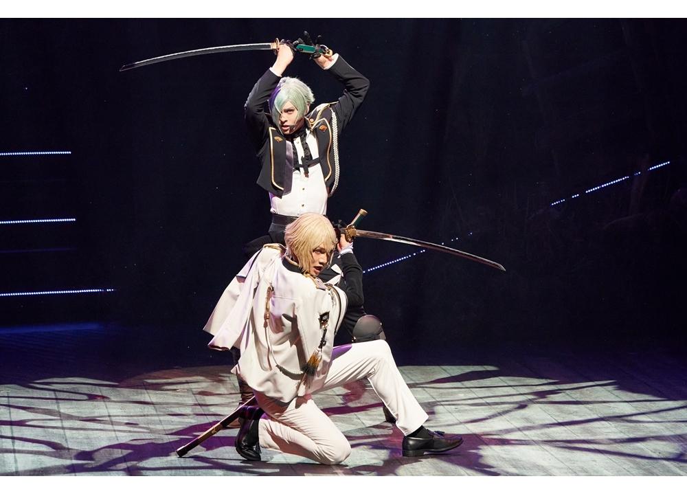 『刀ミュ』最新作が開幕!ゲネプロの舞台写真を公開