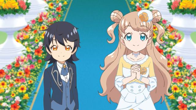 キラッとプリ☆チャン第116話ハッピーラブリィウェディングラビ!