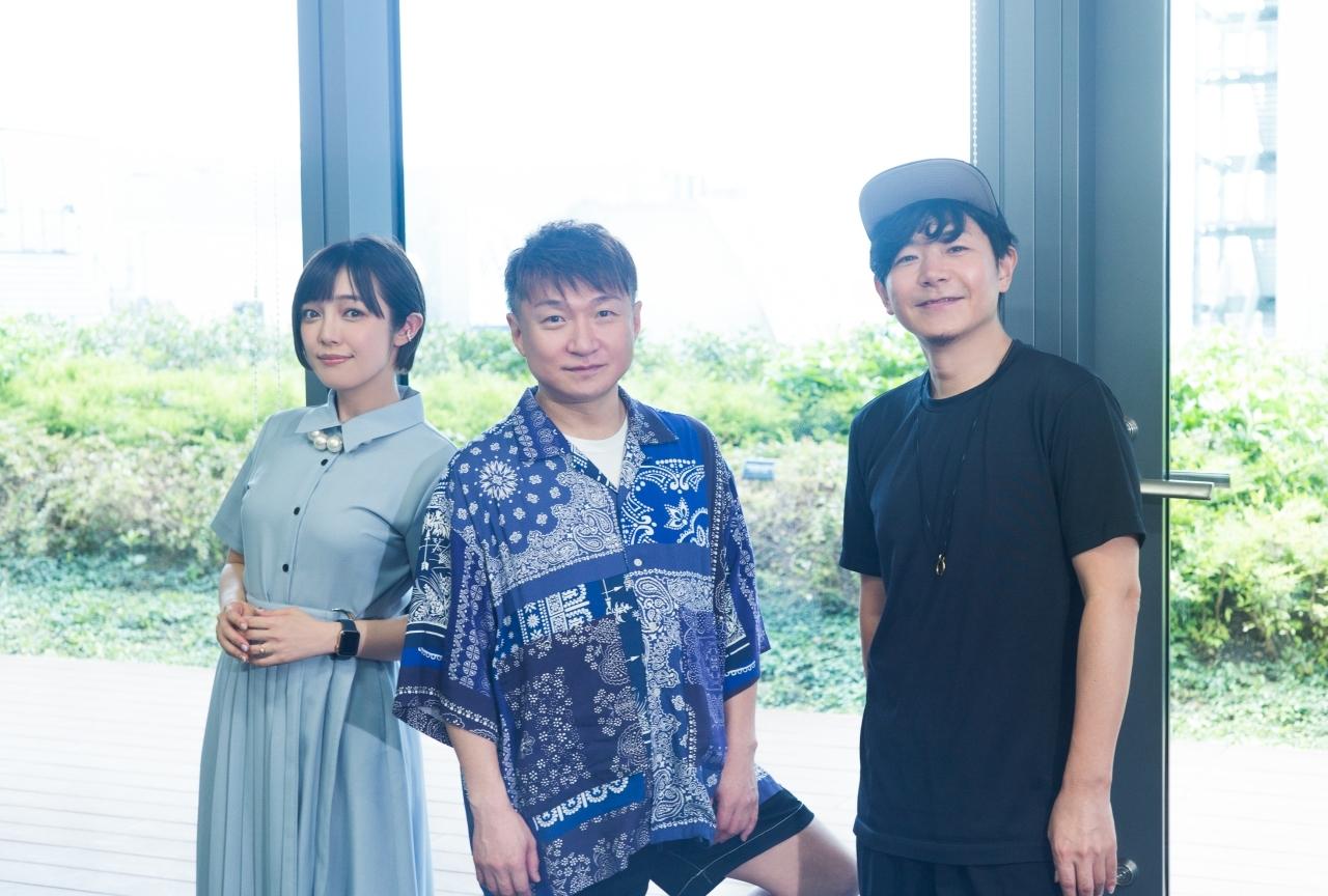 『朗読劇タチヨミ』松野太紀×岸尾だいすけ×佐藤聡美インタビュー