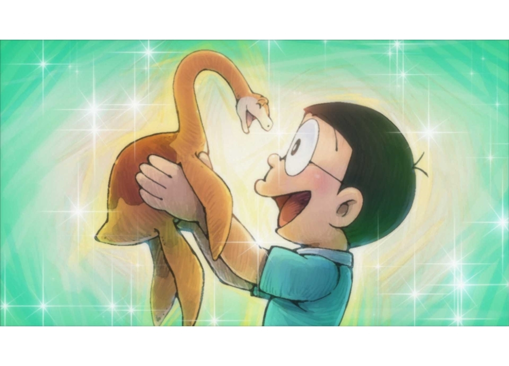 『ドラえもん』誕生日SP特番で『のび太の恐竜』の原作短編を初アニメ化、ピー助の声優は久野美咲に!