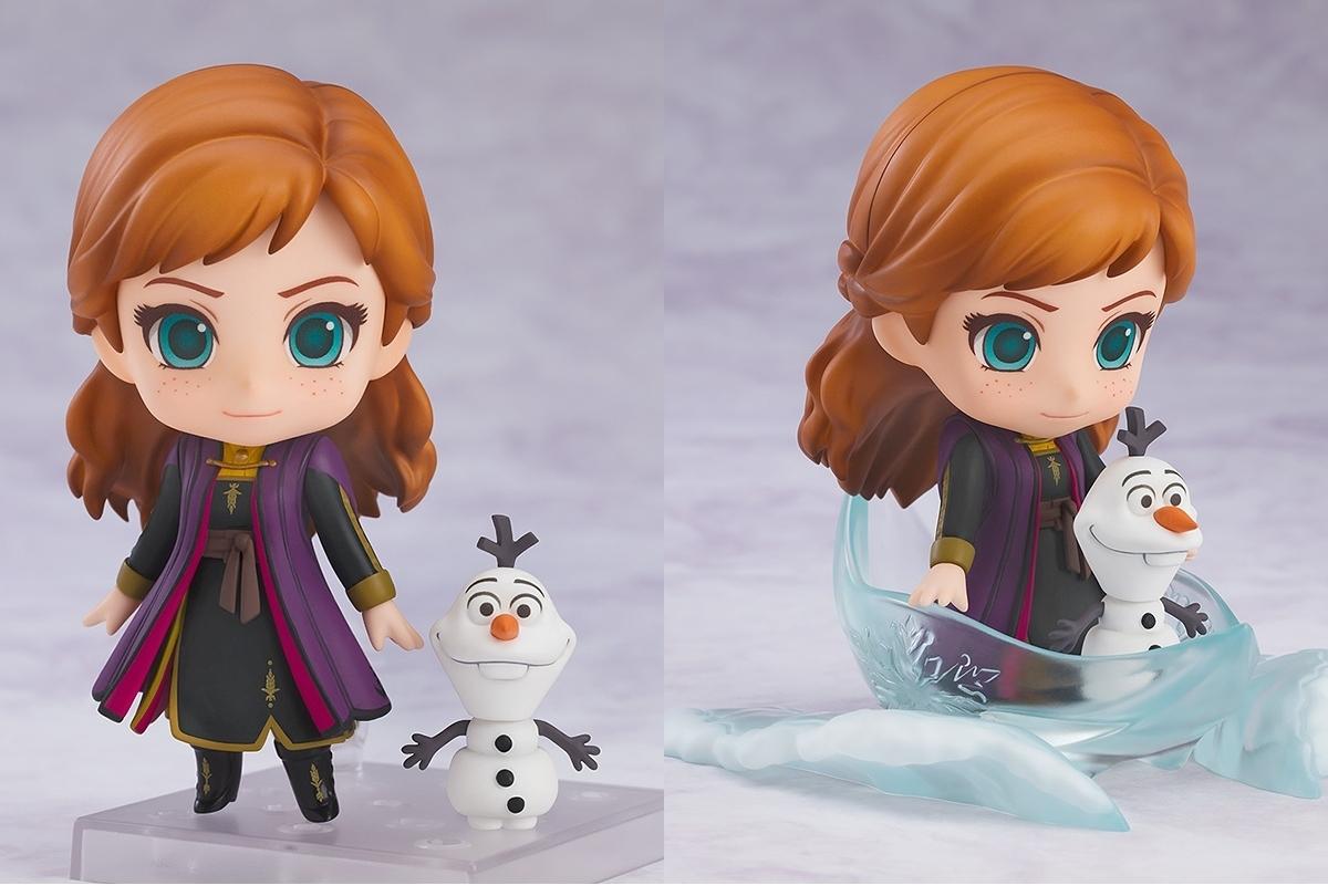 『アナと雪の女王2』アナがねんどろいど化
