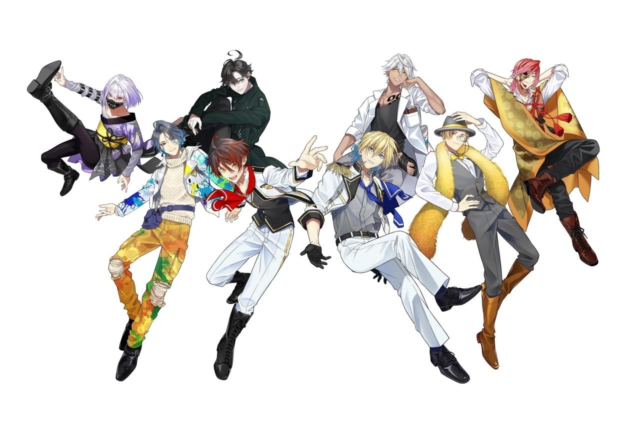 VTuberプロジェクト『おねパト』10月にアニメ配信開始!声優陣も発表