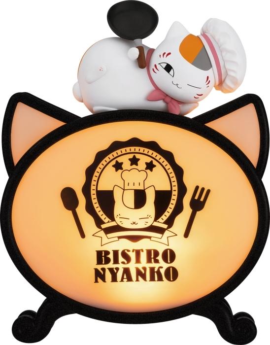ニャンコ先生が看板猫の「BISTRO NYANKO」が一番くじでOPEN♩ 「一番くじ 夏目友人帳 ~ニャンコ先生のまんぷくビストロ~」が10月10日(土)より順次発売予定!