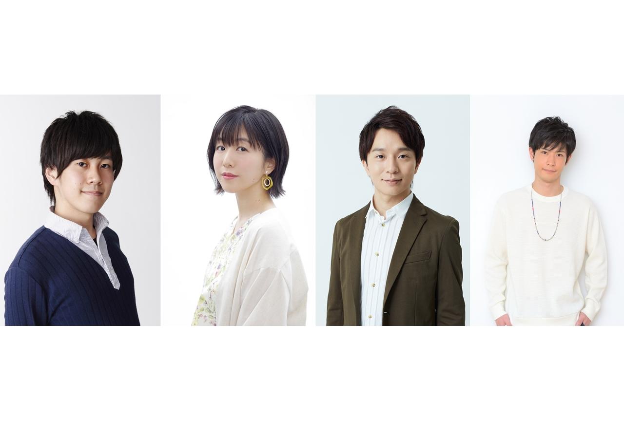 秋アニメ『NOBLESSE -ノブレス-』新ビジュアル解禁