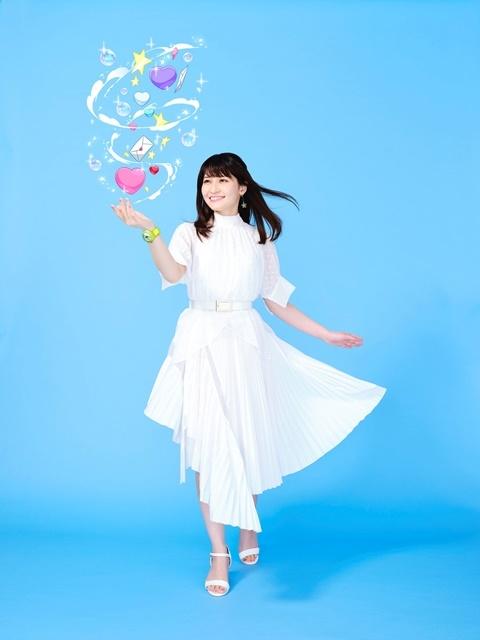 声優&アーティスト・中島愛さんのキャラクターソング・コレクション「FULL OF LOVE!!」リリース記念特番が決定