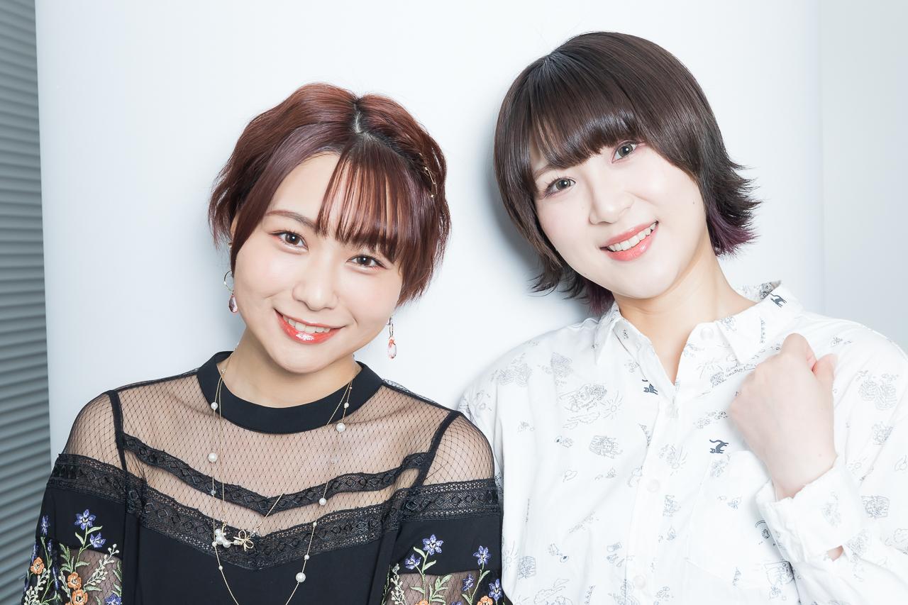 映画『コトブキ飛行隊 完全版』仲谷明香&富田美憂 声優インタビュー
