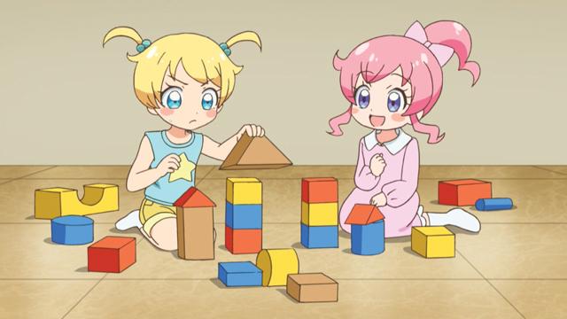 キラッとプリ☆チャン第117話ハッピーバースデー!えもちゃん友情のプレゼントだッチュ!