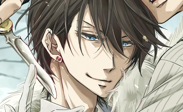 『抱かれたい男1位に脅されています。』初のノベライズが発売中! 桜日梯子先生の描きおろし挿絵イラストや描きおろし漫画も収録!