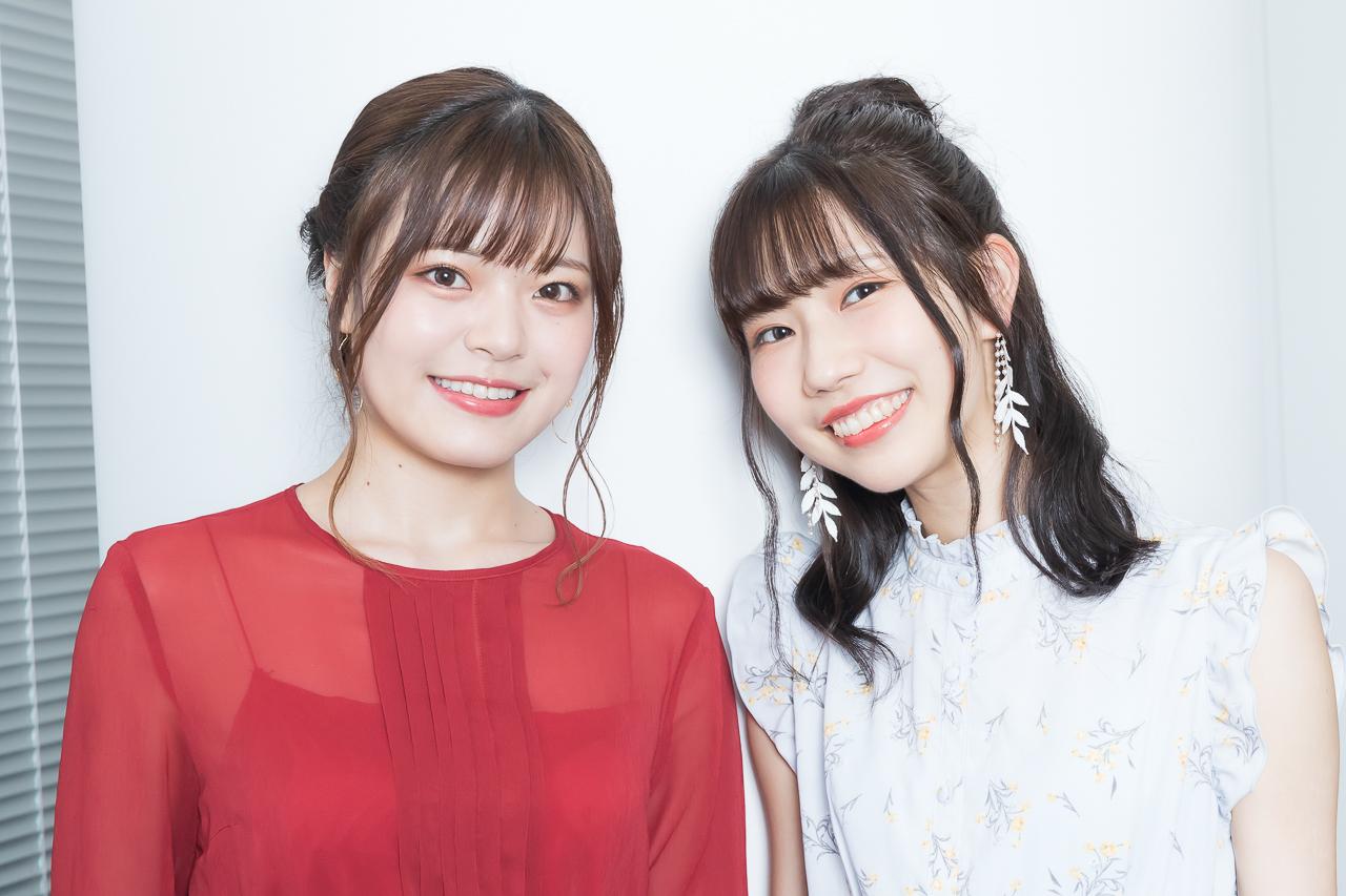 映画『コトブキ飛行隊 完全版』鈴代紗弓&幸村恵理 声優インタビュー
