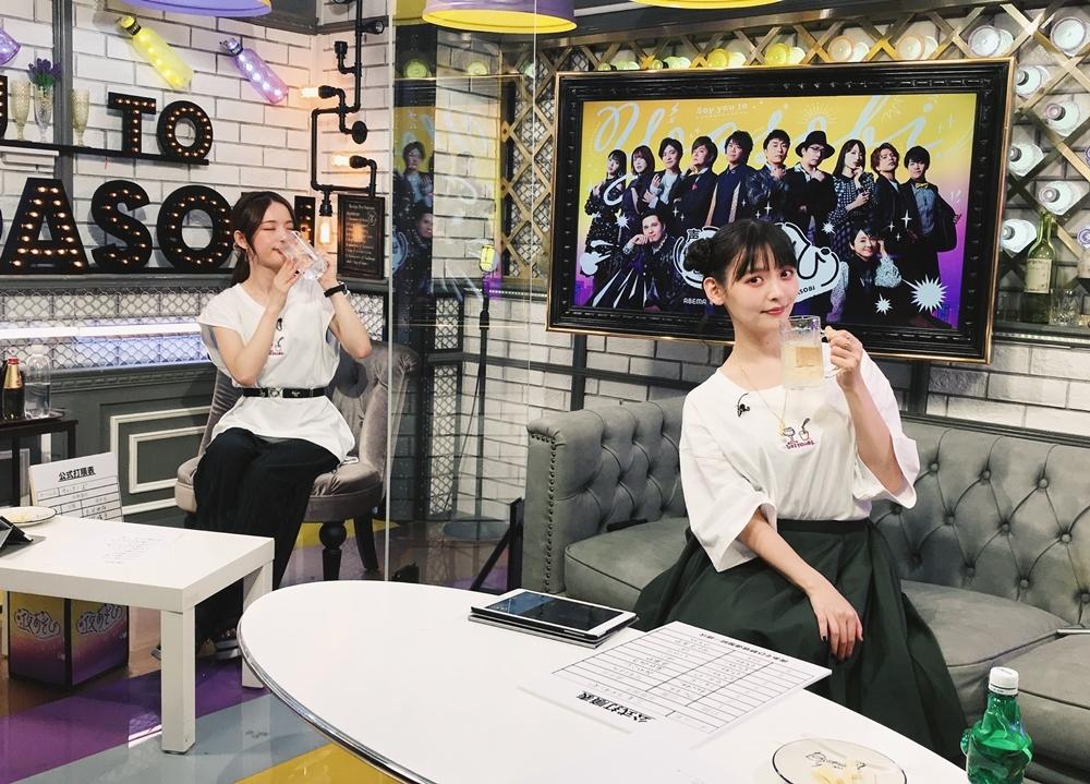 『声優と夜あそび 水【小松未可子×上坂すみれ】 #13』公式レポ到着!