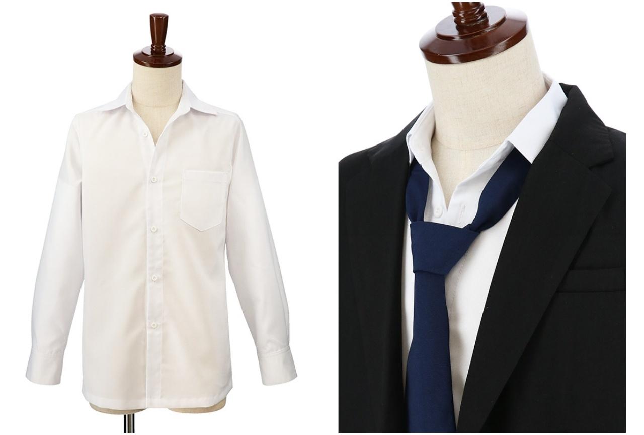 ACOSよりコスプレにおすすめのオープンカラーYシャツが発売!