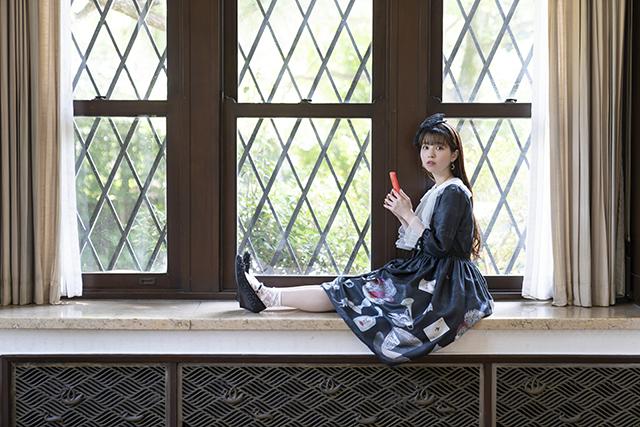 春奈るなさんが文藝春秋の電子書籍フェア「電書の森2020」イメージキャラクターに決定! 撮りおろしの電子写真集も同時発売-1