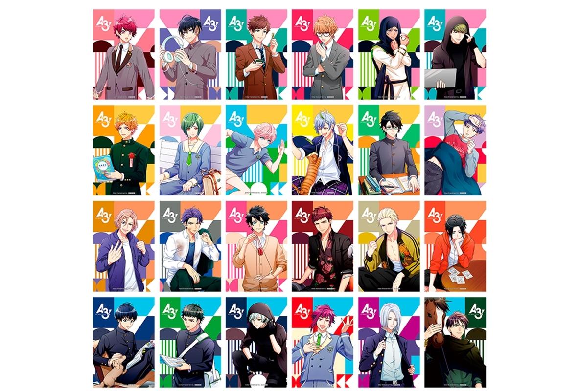 「『A3!』Playback☆MANKAIフェア inアニメイト」が開催