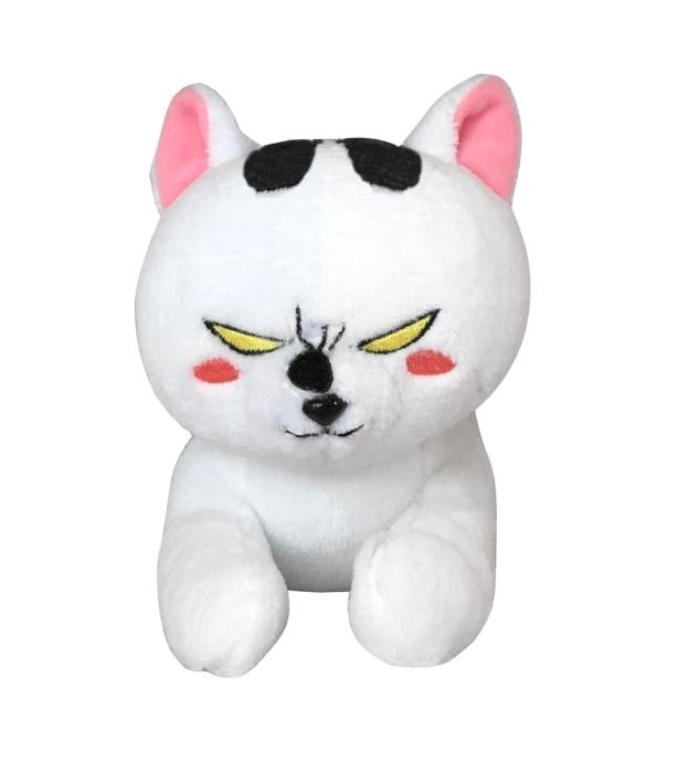 『犬と猫どっちも飼ってると毎日たのしい』の可愛いグッズがアニメイト通販に登場! マスコット・ぬいぐるみ・タオルがラインナップ