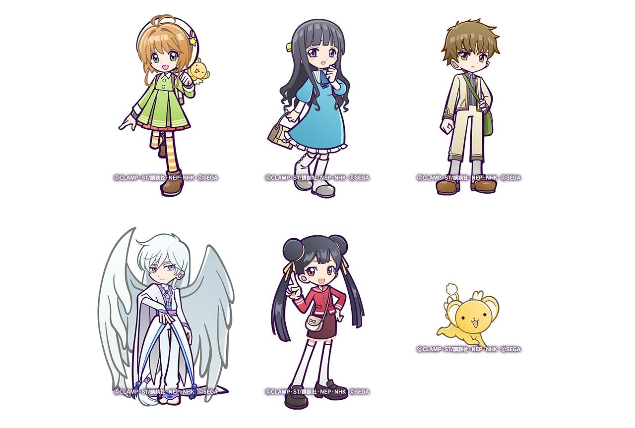 『ぷよクエ』×『CCさくら クリアカード編』コラボ記念キャストインタビュー