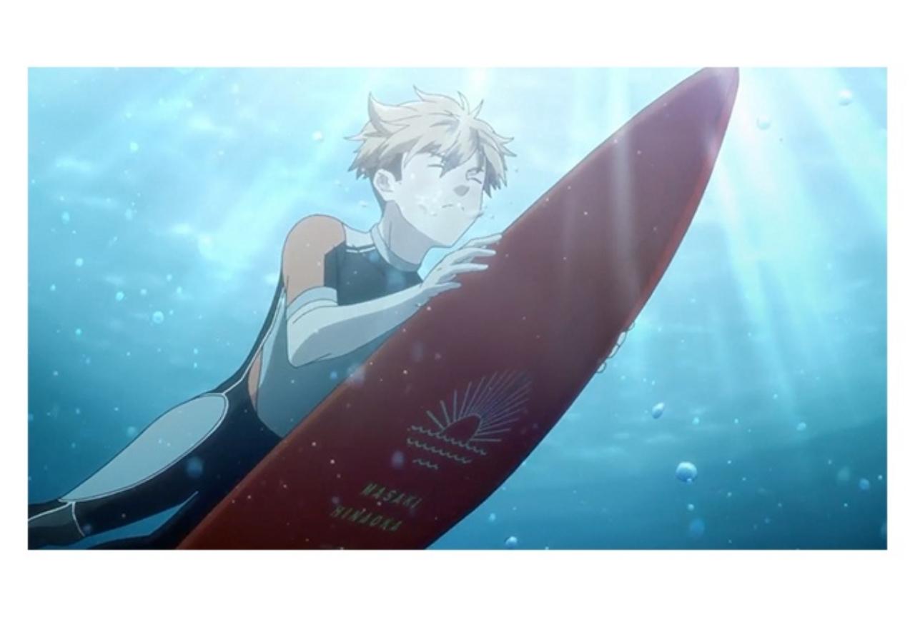 劇場アニメ『WAVE!!』本編より場面カット<no.22>を公開!