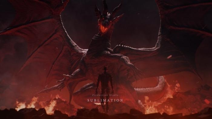 Netflixオリジナルアニメシリーズ『ドラゴンズドグマ』須貝真也監督&小林裕幸プロデューサーインタビュー|ゲームとアニメ、似て異なる2つの業界の違いに迫る-4