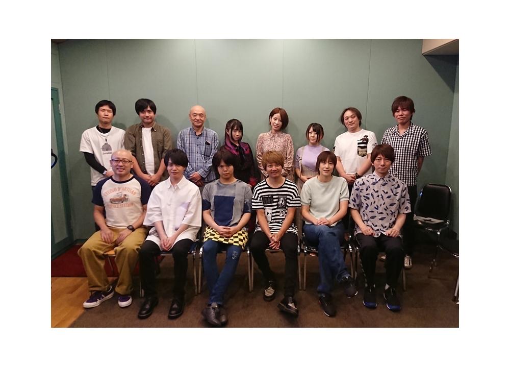 夏アニメ『ムヒョロジ』第2期最終回直前、声優の村瀬歩・林勇からコメ到着