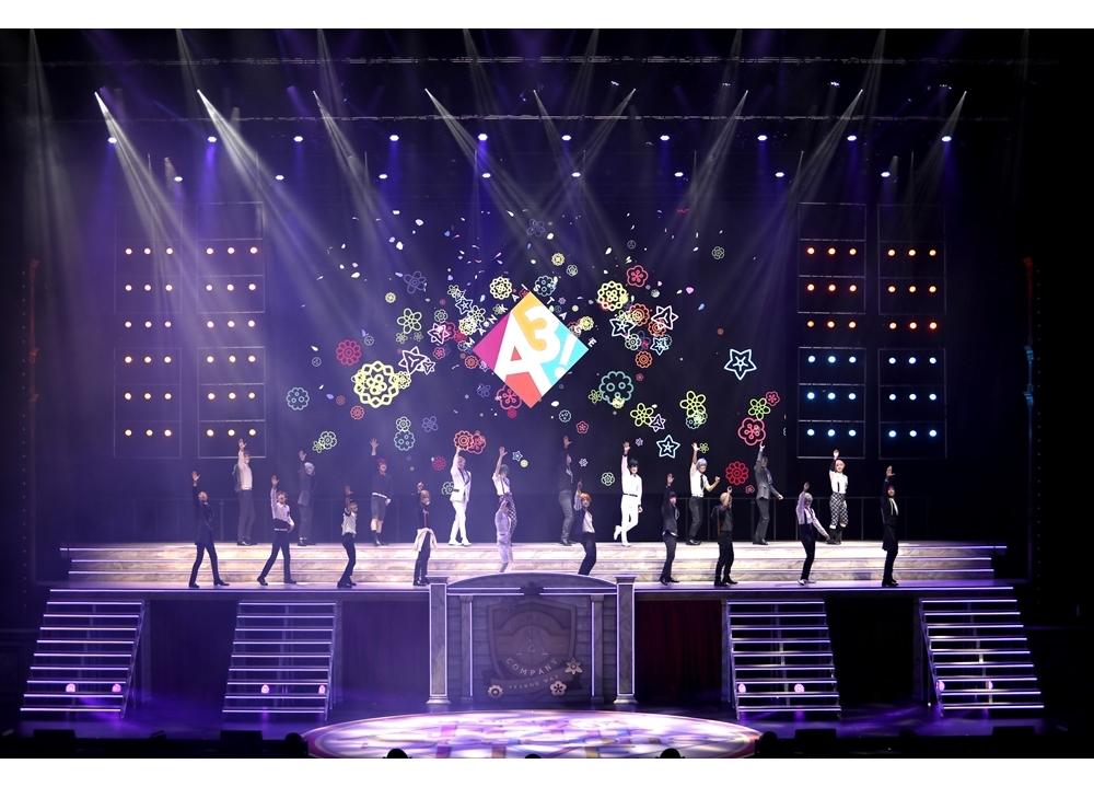 MANKAI STAGE『A3!』~Four Seasons LIVE 2020~公式レポ到着!